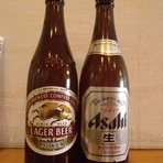 瓶ビール (中瓶)