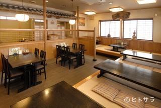 うなぎの初音の料理・店内の画像2