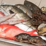 使用する食材の約8割は地元・三重の素材