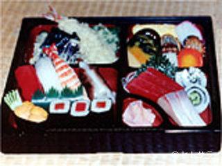 天狗寿しの料理・店内の画像2