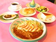 ※自家製生麺のスパゲティ 又はリングイネ のどちらかをお選び下さい
