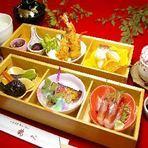四季の箱(並) ¥1500税別
