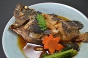 篠島・日間賀島産、「大アサリ(ウチムラサキ貝)」をフライに。タルタルソースで。