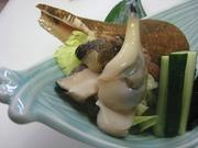 地元、大井、豊浜で揚がったおいしいイカです。