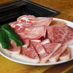今宵は美味しいお肉で一杯!