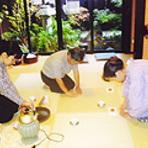 お煎茶教室風景