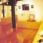 2階、ギャラリー「風の道」