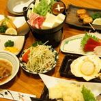 新年会はいろりの美味しいコース料理や飲み放題はいかがですか?