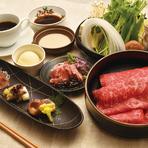 コロプラすき焼き(一人鍋)