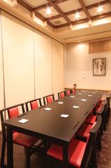 テーブル席 大広間「近江」(おうみ)