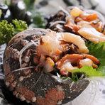 地元知多の新鮮魚介類が、ふんだんに楽しめます