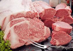 廣岡揮八郎が選び抜いた厳選国産黒毛和牛ヘレ(フィレ)ステーキフルコースをお楽しみください