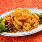 海鮮料理各種