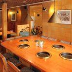 絶品の焼肉が楽しめる焼肉レストラン。
