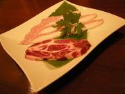 よく焼いてイベリコ豚の独特で魅力的な香りを楽しんで下さい!絶対お得です
