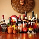 50種類以上の美味しいお酒・お飲物をご提供