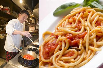イタリア料理  イル・ブッテロ