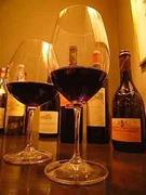 赤ワイン、白ワイン揃っています
