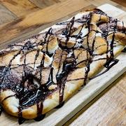ミックスベリーパンケーキ