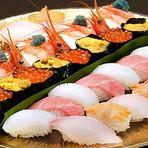 お得なお寿司セット