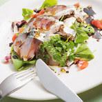 本日のオードブル『鯖のマリネ サラダ仕立てバルサミコソース』