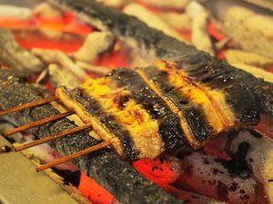 炭火で焼き上げた珠玉の鰻は舌がとろける美味しさです