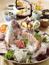 料理長心づくしの『会席料理』