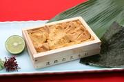 一度食べたら忘れられない、甘みバツグンの夏の淡路島 由良の赤ウニ! 天然無添加 ミョウバン不使用!