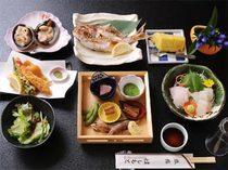 「伴ちゃん定食」 名物ランチ(要予約)