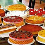 種類豊富なホームメイドケーキ