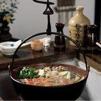 天城名物「猪鍋」