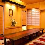 個室は6名様前後をご用意。季節の会席「5000円+税~」