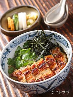 御殿場駅近く 鰻のひろ田 の料理・店内の画像1