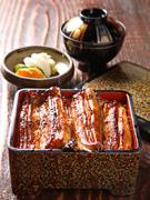 飛騨高山のこだわりの山椒を使用。写真は『箱根山 三枚』(4700円)