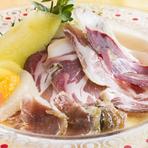 蓼科高原のイタリアンレストラン。自家栽培のお野菜も好評です。