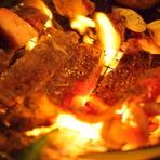 美味しい肉と料理でやさしいスマイルを