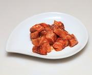 鮮度抜群!肉厚のコリコリした食感をお楽しみください。ハーフサイズも可能です。
