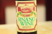 飲みやすい地元産の赤ワイン。ハーフでどうぞ。