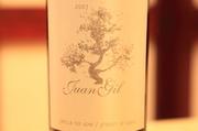 ファンヒル シルバーラベル2007 パーカー氏好評価のスペインワイン