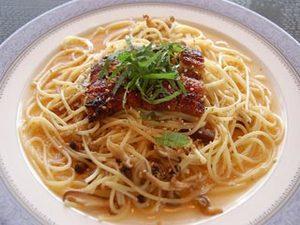 うなぎスパゲティー