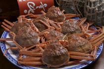 贅沢に楽しみたい『香箱蟹』