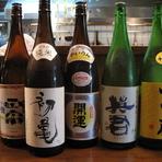 静岡の銘酒たち