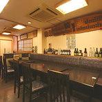 深川寺町で楽しむ粋なそば。蕎麦本来の味をお楽しみ頂けます。