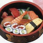 ◆お寿司◆ 中寿司(1人前)1500円