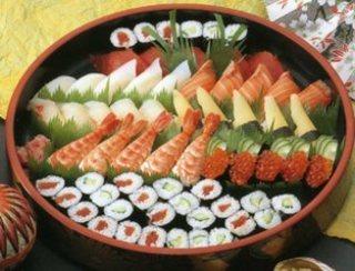 ◆お寿司盛り合わせ◆ 上寿司(5人前)9000円