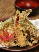 天ぷら 盛合せ