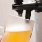 ビールの共に!山葵と愉しむ『やわらかタン』&自家製『キムチ』