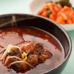 スタミナ満点! 八丁味噌入りの特製『テールスープ』