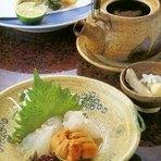 活き車海老を始め、旬の天ぷらがメインとなった天ぷら会席です