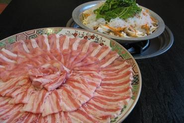 美明豚とんしゃぶ(4人前)